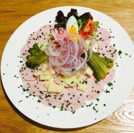 Original Bayerischer Wurstsalat